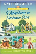 3 Adventures on Deckawoo Drive: 3 Books in 1 (Paperback)