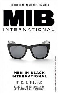 Men in Black International: The Official Movie Novelization (Paperback)