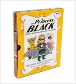 The Princess in Black: Three Monster-Battling Adventures (Paperback)