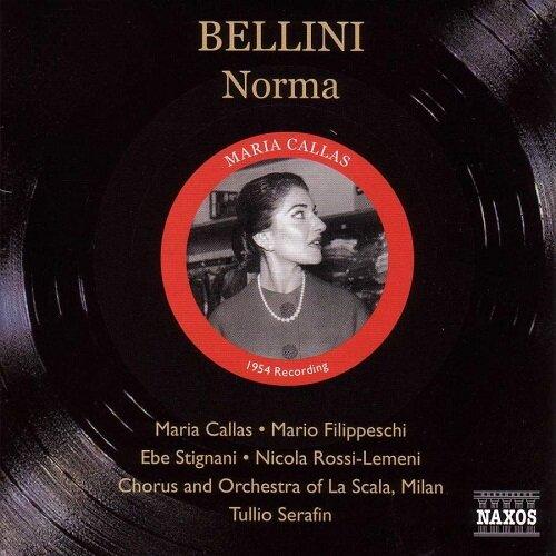 [수입] 벨리니 : 노르마 [3CD]