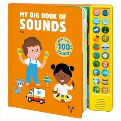 My Big Book of Sounds (Board Books)