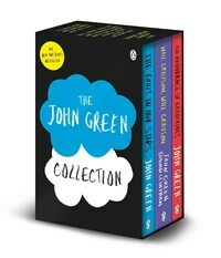 The John Green Collection (3 paperbacks with slipcase)
