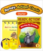 Pack-Ready Action Classic (Starter) Bat Has No Friends