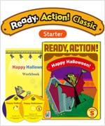 Pack-Ready Action Classic (Starter) Happy Halloween!