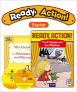 Pack-Ready Action 2E Starter The Princess and the Witches