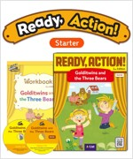 Pack-Ready Action 2E Starter Golditwins and the Three Bears