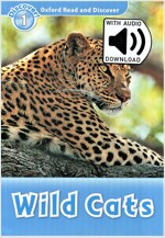 Oxford Read and Discover: Level 1: Wild Cats Audio Pack (Package)