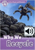 Read and Discover 4: Why We Recycle (with MP3) (Paperback with MP3 download card)