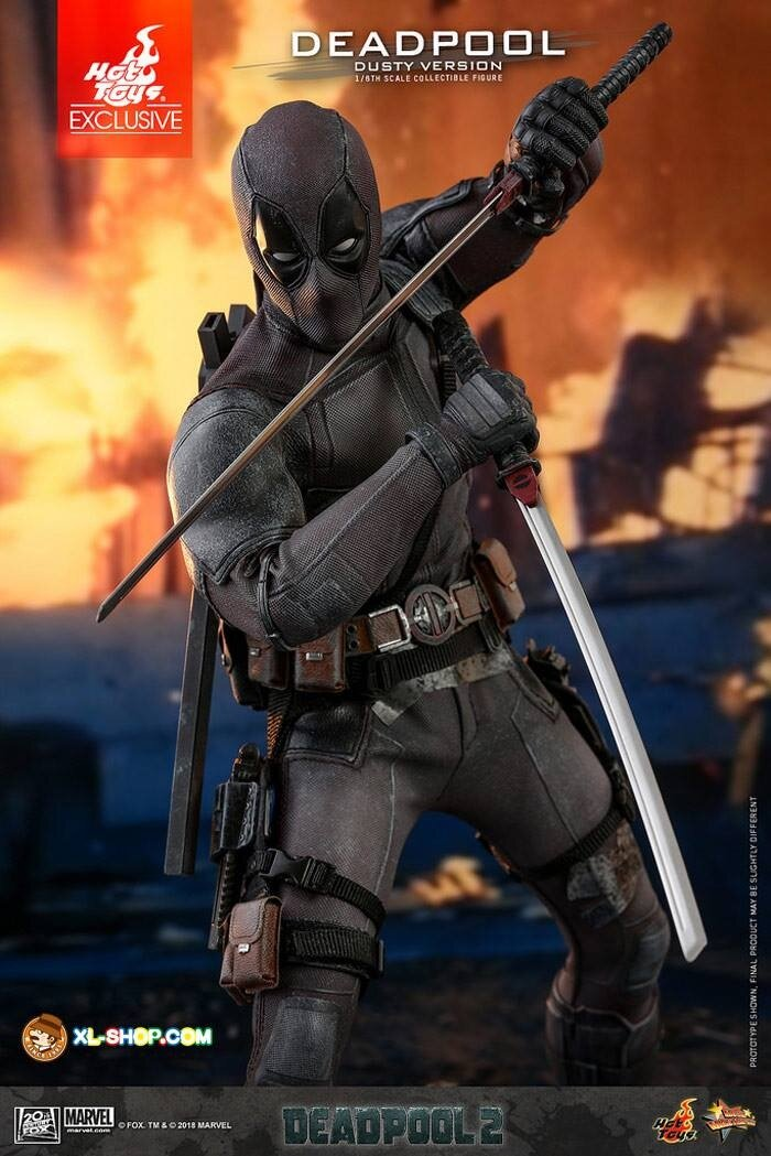 [Hot Toys] 데드풀2 더스티 버전 MMS505 - 1/6th scale Deadpool (Dusty Version) Collectible Figure