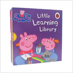 Peppa Pig : Little Learning Library (4 Board book, 영국판)