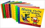 Maisy First Experiences Pack 메이지 첫 경험 원서 그림책 세트 (Paperback 10권, 영국판)