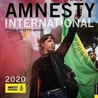 Amnesty International 2020 Wall Calendar (Wall)