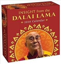 Insight from the Dalai Lama 2020 Day-To-Day Calendar (Daily)