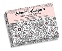 Johanna Basford 2020 Coloring Day-To-Day Calendar (Daily)