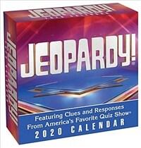 Jeopardy! 2020 Day-To-Day Calendar (Daily)