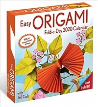Easy Origami 2020 Fold-A-Day Calendar (Daily)