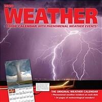 Weather Guide 2020 Wall Calendar (Wall)