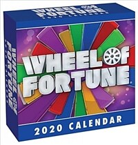 Wheel of Fortune 2020 Day-To-Day Calendar (Daily)