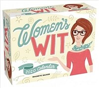 Women's Wit 2020 Mini Day-To-Day Calendar (Daily)