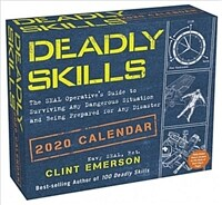 Deadly Skills 2020 Day-To-Day Calendar (Daily)