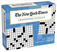 The New York Times Crossword Puzzles 2020 Day-To-Day Calendar (Daily)