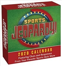 Sports Jeopardy! 2020 Day-To-Day Calendar (Daily)