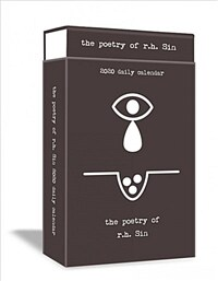 Poetry of R.H. Sin 2020 Deluxe Day-To-Day Calendar (Daily)