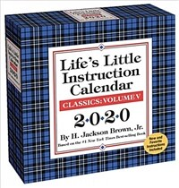 Life's Little Instruction 2020 Day-To-Day Calendar (Daily)