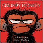 Grumpy Monkey (Board Book)