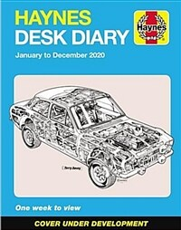 Haynes 2020 Desk Diary : January to December 2020 (Diary)