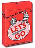 Lets Go 1 (Cards, Teachers Guide)
