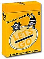 Lets Go 2 Teacher Cards (Cards, Teachers Guide)