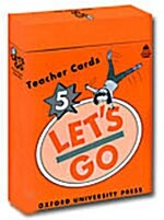 Lets Go 5 (Cards, Teachers Guide)