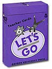 Lets Go 6 (Cards, Teachers Guide)