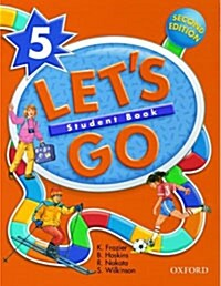 Lets Go: 5: Student Book (Paperback, 2 Revised edition)