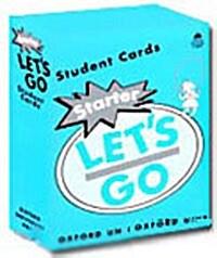 Lets Go Starter Level (Cards, Student)