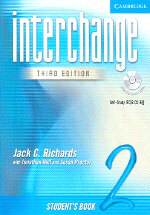 Interchange  Student's Book 2 (Paperback, Compact Disc, 3rd)