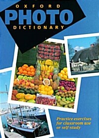 Oxford Photo Dictionary:: Monolingual Edition (Paperback) (Paperback)