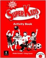 New Super Kids 1 (Activity Book + CD 1장)