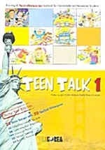 Teen Talk 1 (Paperback, Student Book, 2nd Edition)