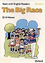 [중고] Start with English Readers: Grade 3: The Big Race (Paperback)