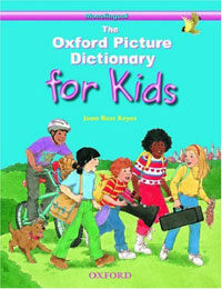 The Oxford Picture Dictionary for Kids (Paperback)