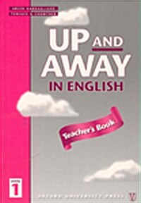 Up and Away in English: 1: Teachers Book (Paperback)