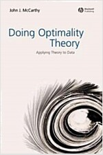 Doing Optimality Theory : Applying Theory to Data (Paperback)