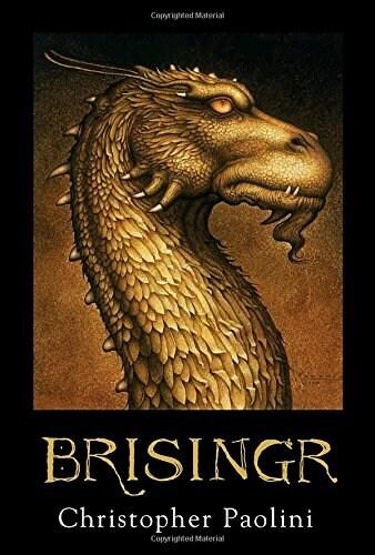 Brisingr: Or, the Seven Promises of Eragon Shadeslayer and Saphira Bjartskular (Hardcover)