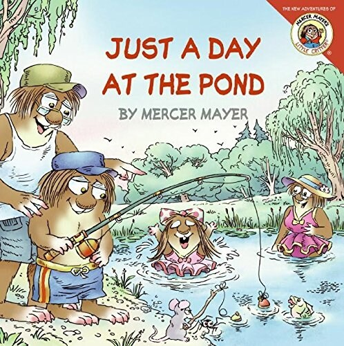 Just a Day at the Pond (Paperback)