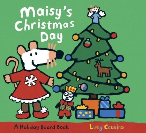 Maisys Christmas Day (Board Books)