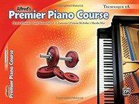 Premier Piano Course Technique, Book 1A (Paperback)