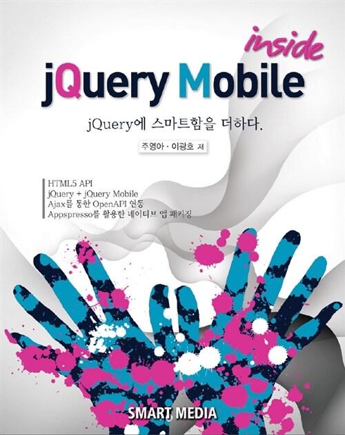 jQuery Mobile inside