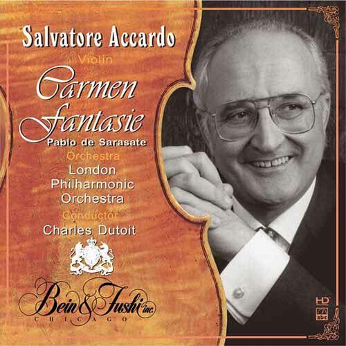 [수입] Salvatore Accardo - Carmen Fantasie [High Definition Mastering]